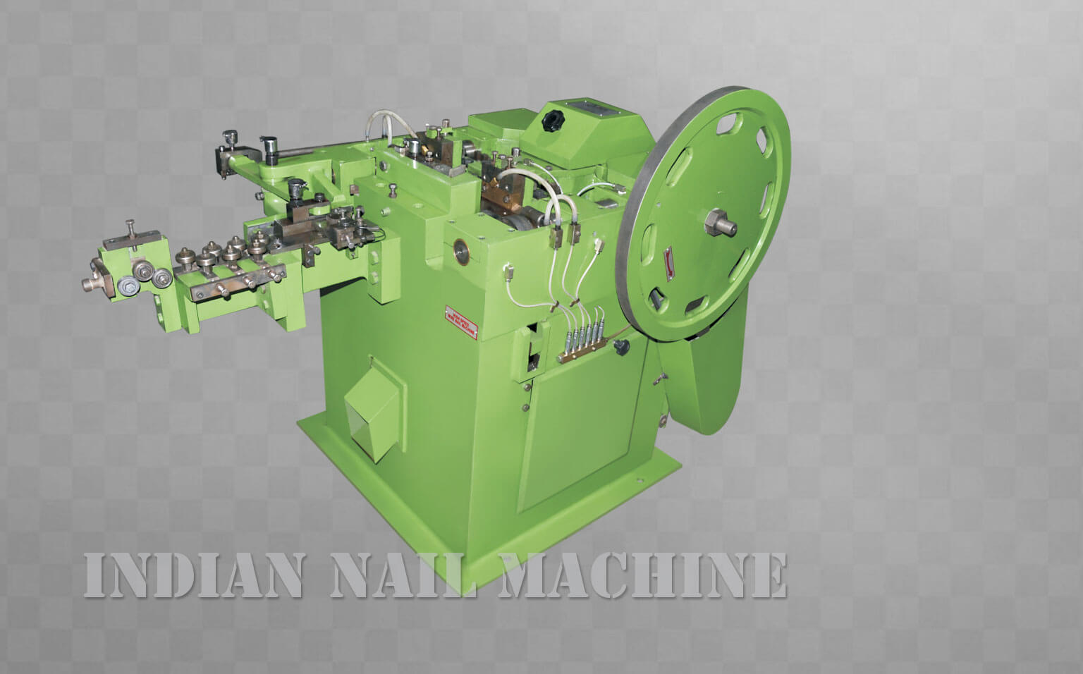 Wire Nail Making Machine IN1