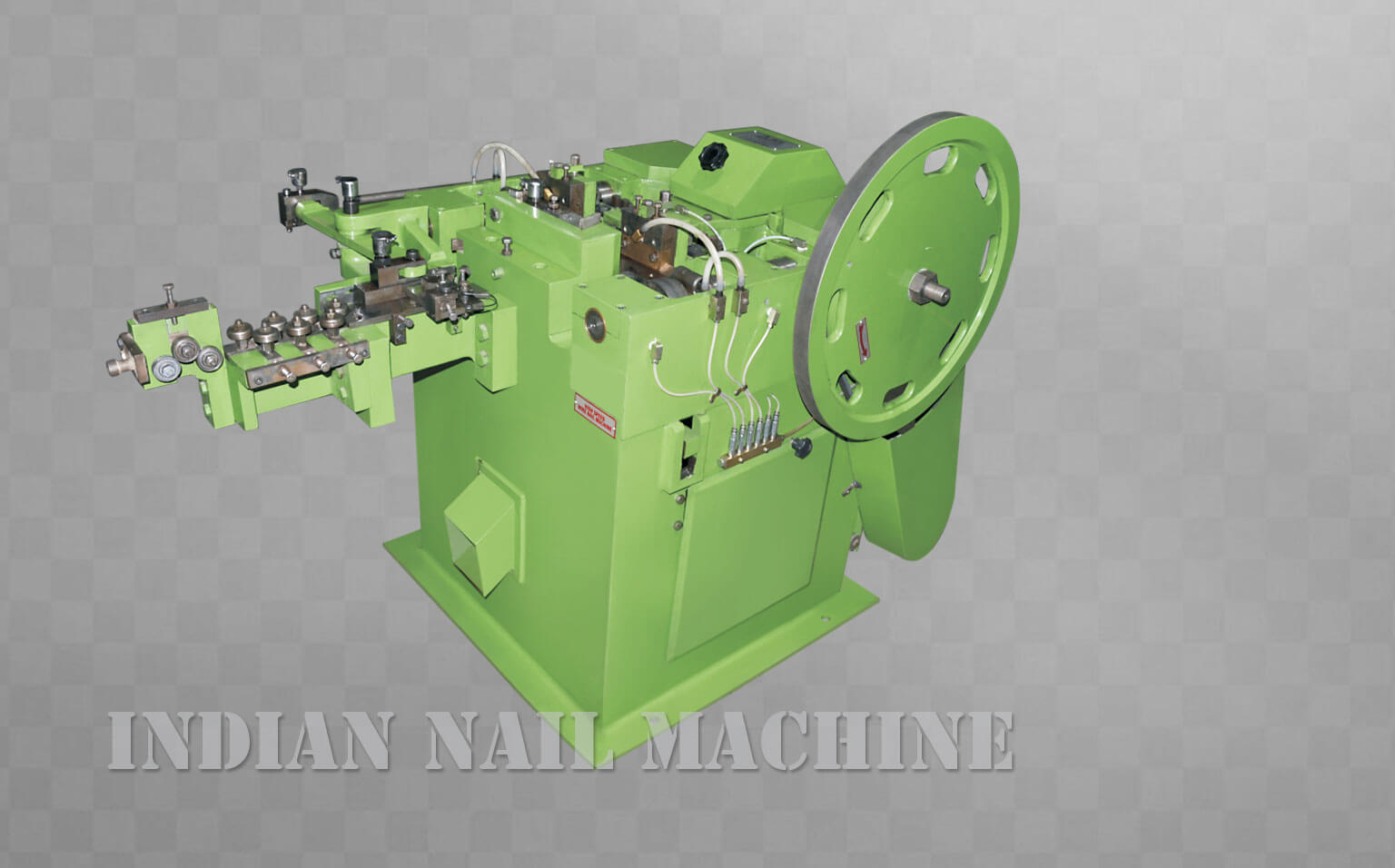 Wire Nail Making Machine IN2 Plus 3
