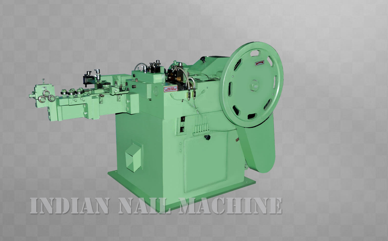 Wire Nail Making Machine IN3