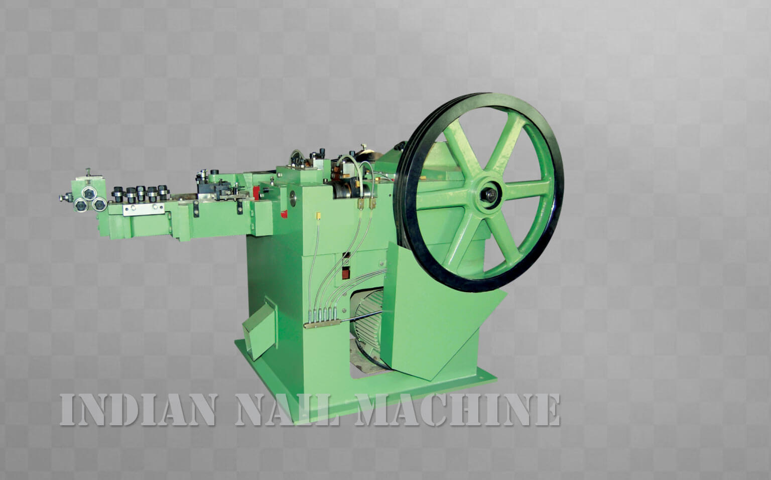 Wire Nail Making Machine IN4