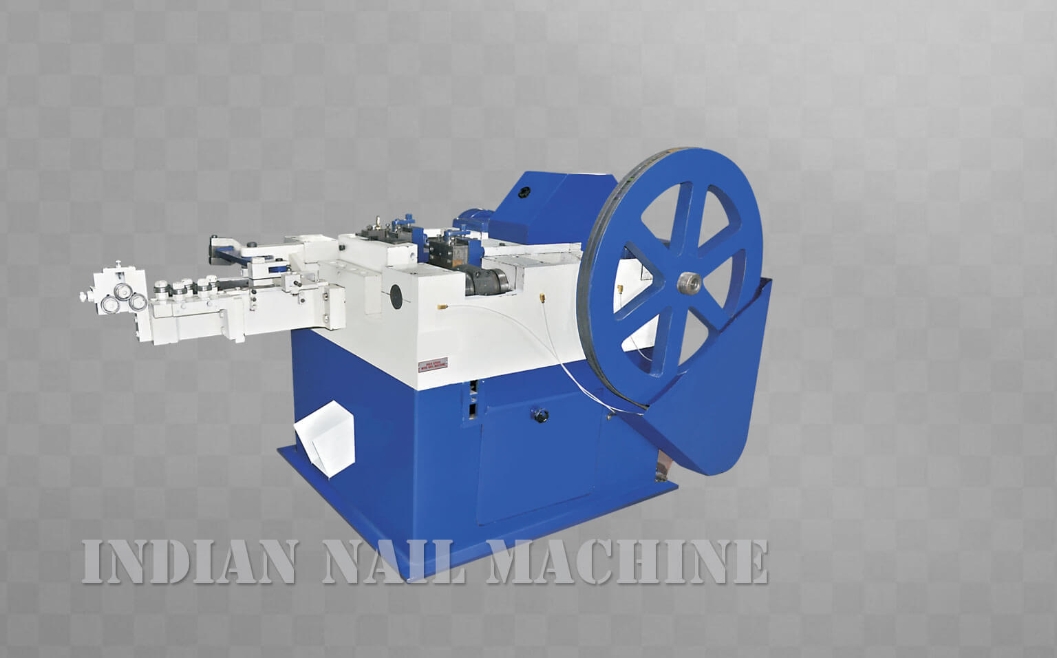 Wire Nail Making Machine IN6